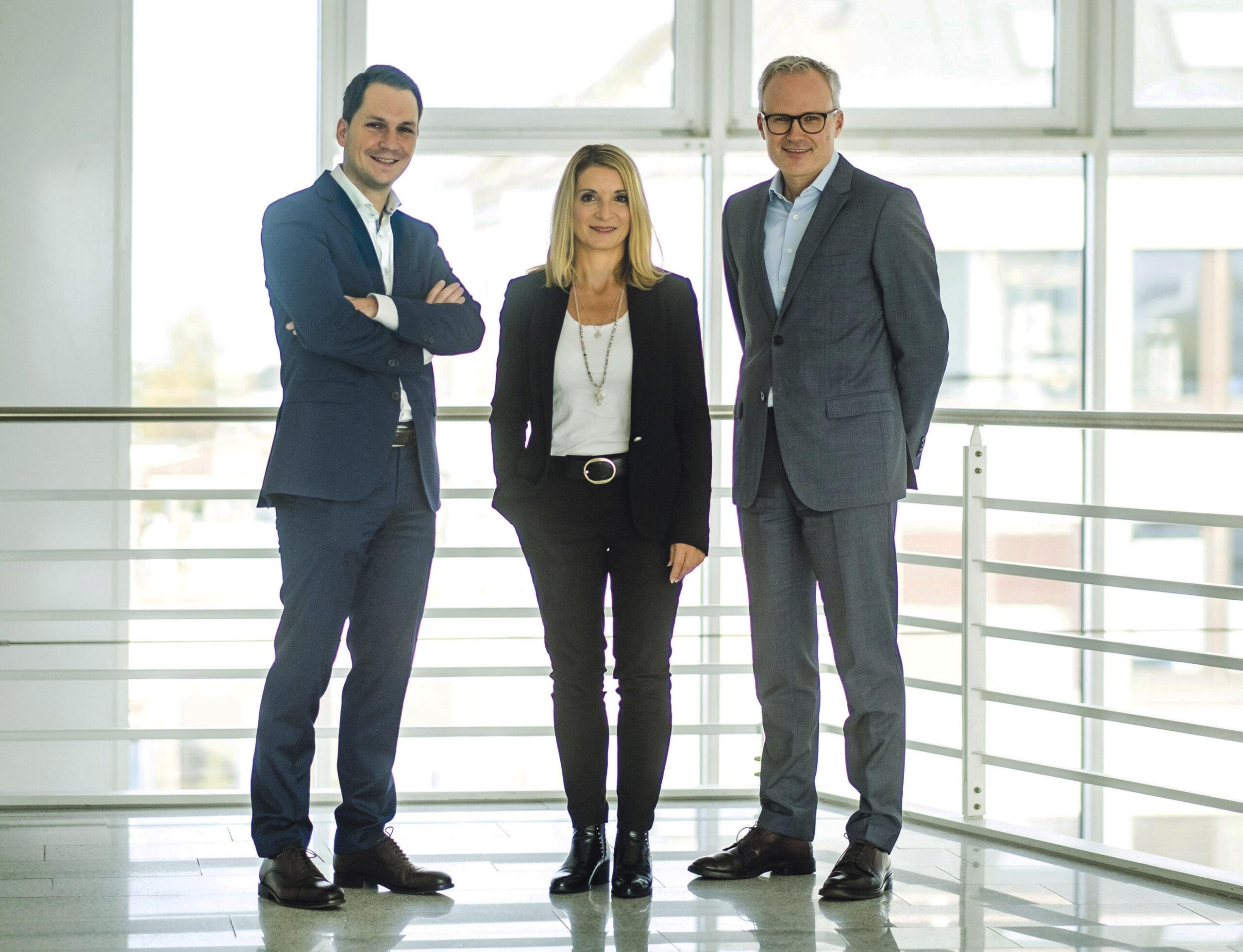Compass Group Schweiz Geschäftsleitung