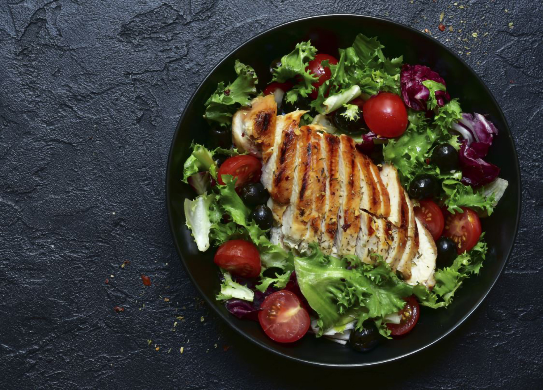 Compass Group Restaurant Eurest Cesar Salad